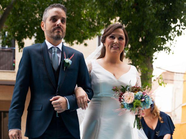 La boda de Alex y Samantha en El Raal, Murcia 42