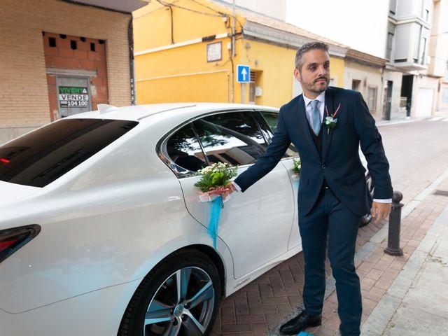 La boda de Alex y Samantha en El Raal, Murcia 43