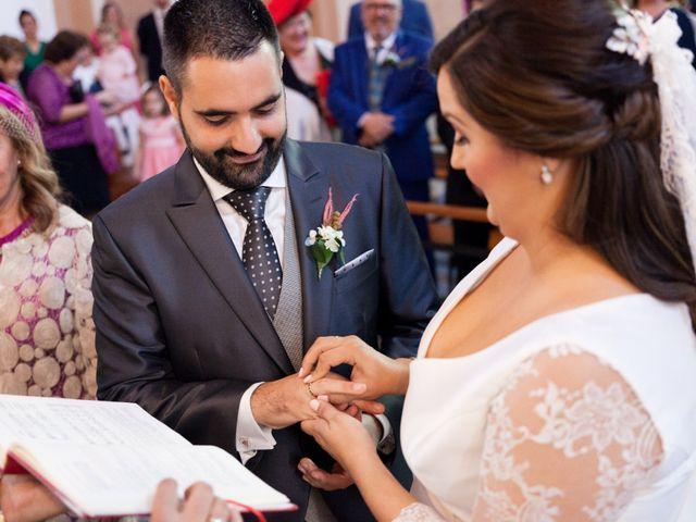 La boda de Alex y Samantha en El Raal, Murcia 44