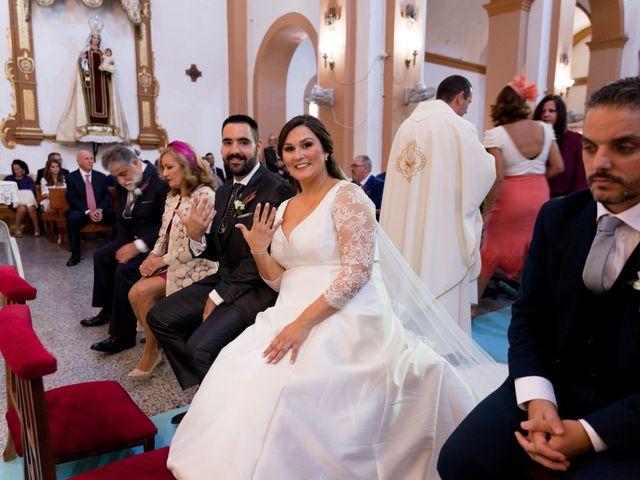 La boda de Alex y Samantha en El Raal, Murcia 45