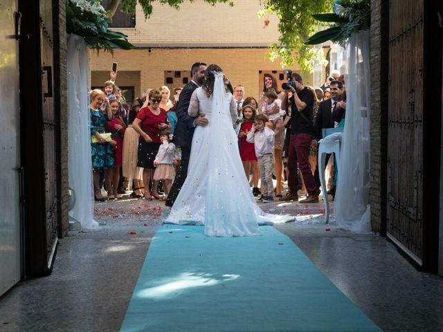 La boda de Alex y Samantha en El Raal, Murcia 46