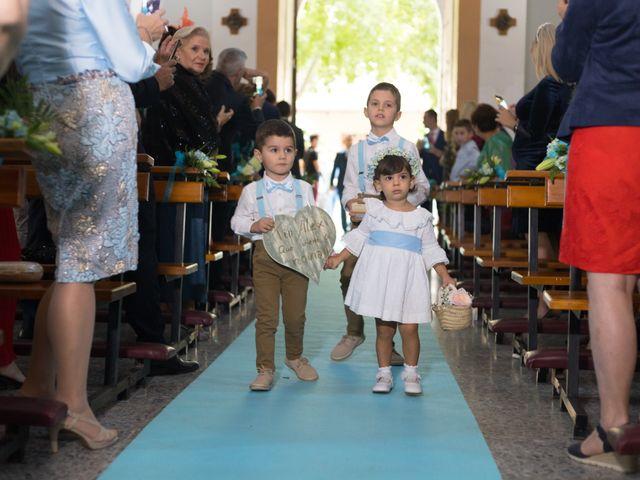 La boda de Alex y Samantha en El Raal, Murcia 50