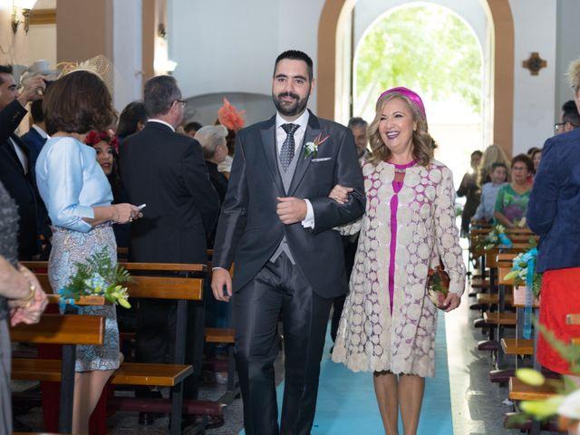 La boda de Alex y Samantha en El Raal, Murcia 51