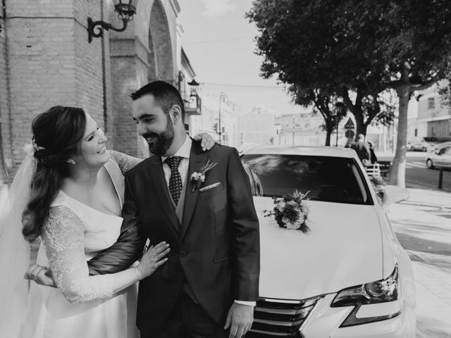 La boda de Alex y Samantha en El Raal, Murcia 52
