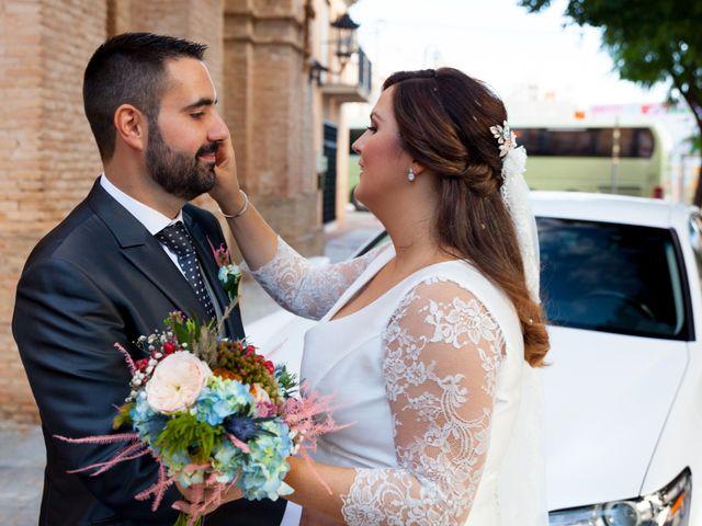 La boda de Alex y Samantha en El Raal, Murcia 54