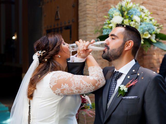 La boda de Alex y Samantha en El Raal, Murcia 55