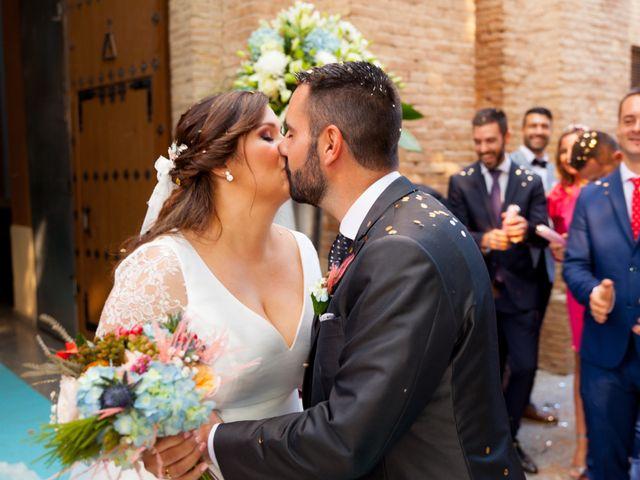 La boda de Alex y Samantha en El Raal, Murcia 56