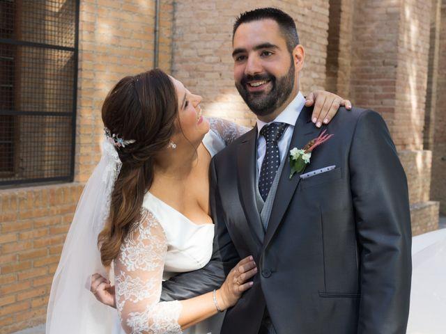 La boda de Alex y Samantha en El Raal, Murcia 57