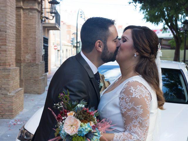 La boda de Alex y Samantha en El Raal, Murcia 58
