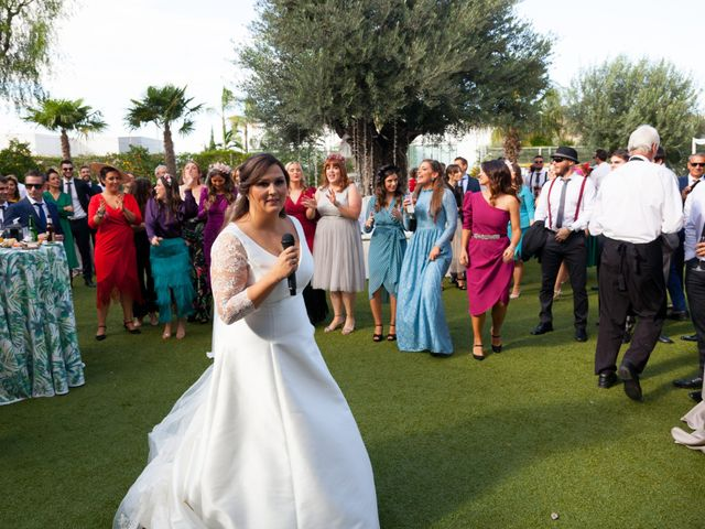 La boda de Alex y Samantha en El Raal, Murcia 61
