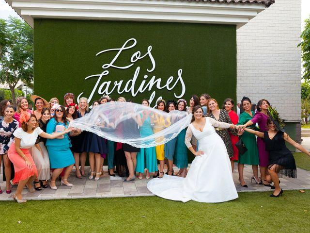 La boda de Alex y Samantha en El Raal, Murcia 62