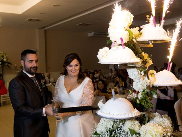 La boda de Alex y Samantha en El Raal, Murcia 68