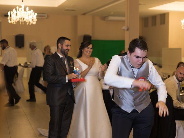 La boda de Alex y Samantha en El Raal, Murcia 71