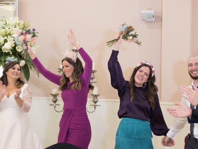 La boda de Alex y Samantha en El Raal, Murcia 77