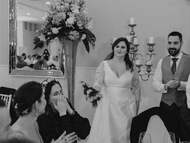 La boda de Alex y Samantha en El Raal, Murcia 79