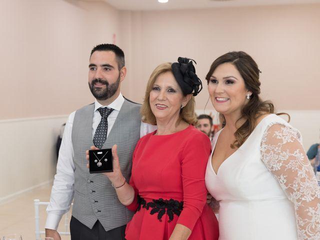 La boda de Alex y Samantha en El Raal, Murcia 84