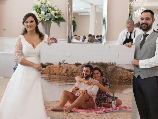 La boda de Alex y Samantha en El Raal, Murcia 86