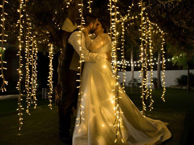 La boda de Alex y Samantha en El Raal, Murcia 89