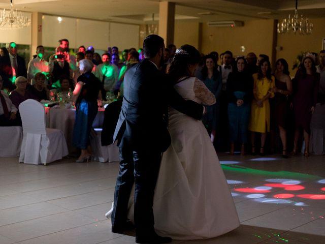 La boda de Alex y Samantha en El Raal, Murcia 93