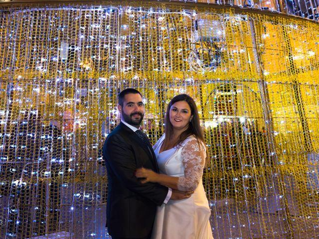 La boda de Alex y Samantha en El Raal, Murcia 96