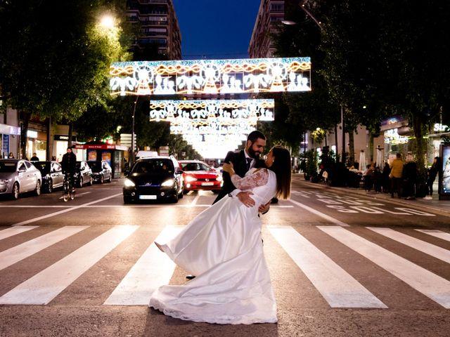 La boda de Alex y Samantha en El Raal, Murcia 99