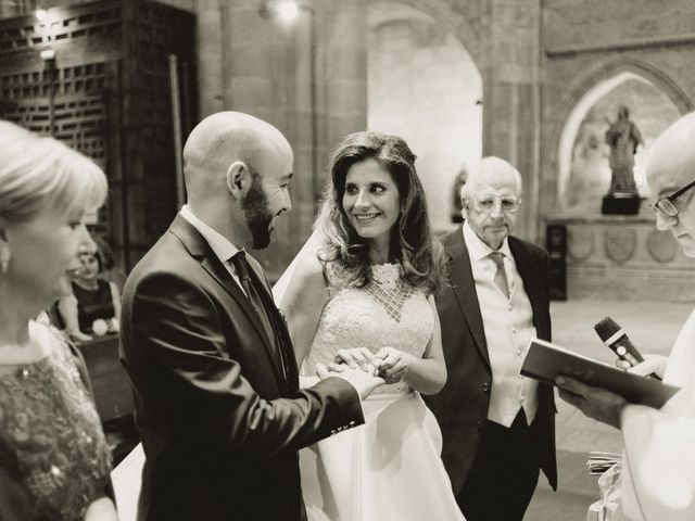 La boda de Miguel y Marta en Cáceres, Cáceres 23