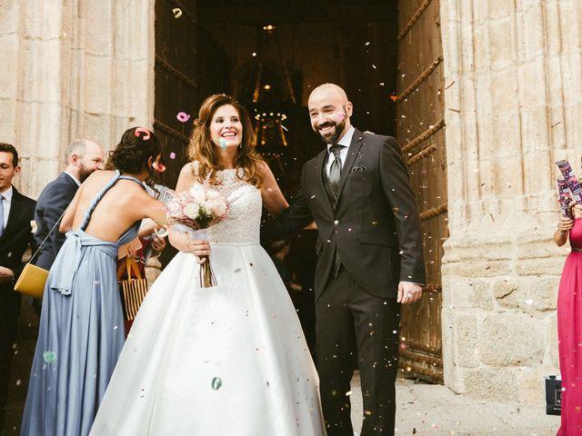La boda de Miguel y Marta en Cáceres, Cáceres 24