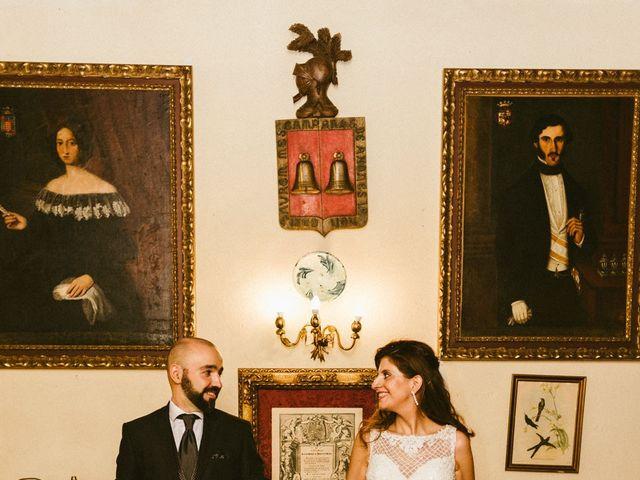 La boda de Miguel y Marta en Cáceres, Cáceres 36