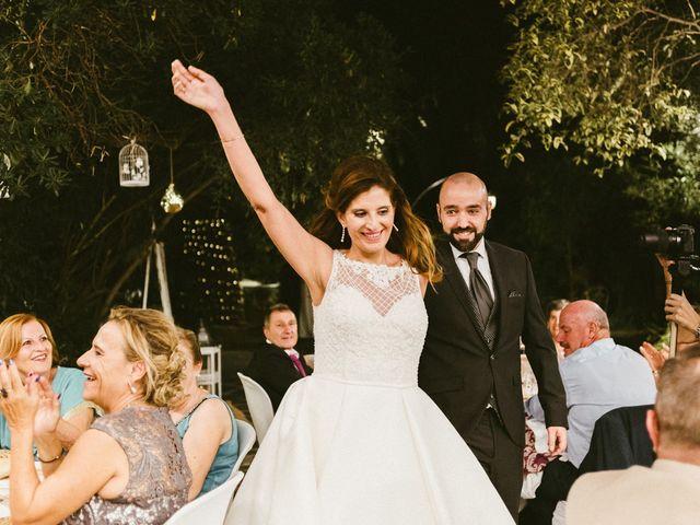 La boda de Miguel y Marta en Cáceres, Cáceres 38