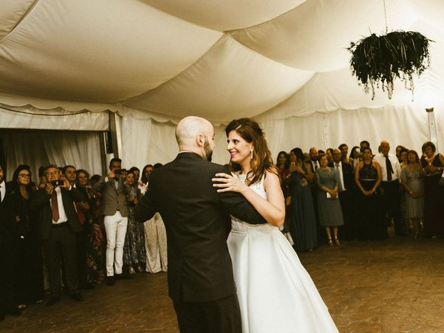 La boda de Miguel y Marta en Cáceres, Cáceres 45