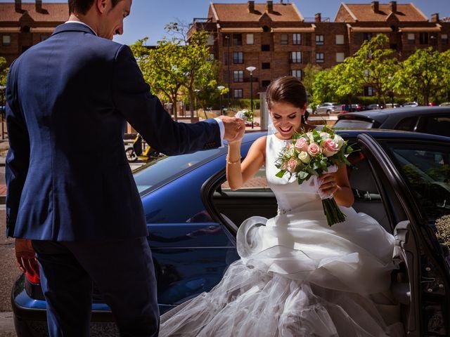 La boda de Alvaro y Silvia en Zaragoza, Zaragoza 24