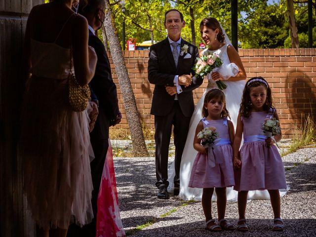 La boda de Alvaro y Silvia en Zaragoza, Zaragoza 26