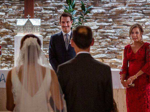 La boda de Alvaro y Silvia en Zaragoza, Zaragoza 28