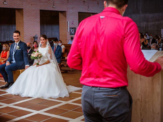 La boda de Alvaro y Silvia en Zaragoza, Zaragoza 29
