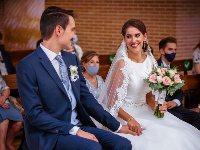 La boda de Alvaro y Silvia en Zaragoza, Zaragoza 30