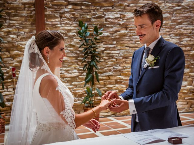 La boda de Alvaro y Silvia en Zaragoza, Zaragoza 31