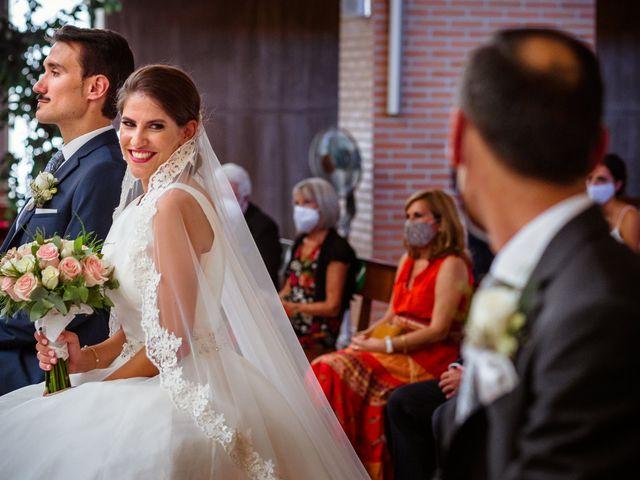 La boda de Alvaro y Silvia en Zaragoza, Zaragoza 33