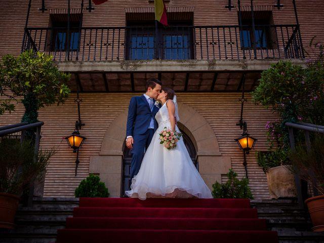 La boda de Alvaro y Silvia en Zaragoza, Zaragoza 42