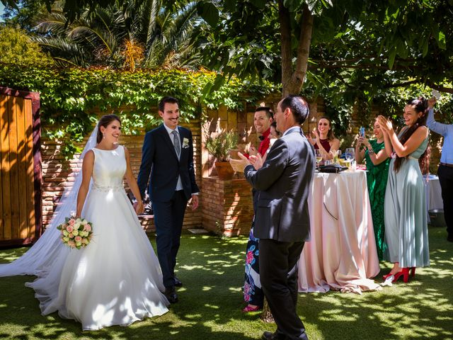 La boda de Alvaro y Silvia en Zaragoza, Zaragoza 43
