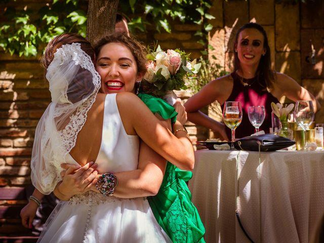 La boda de Alvaro y Silvia en Zaragoza, Zaragoza 44