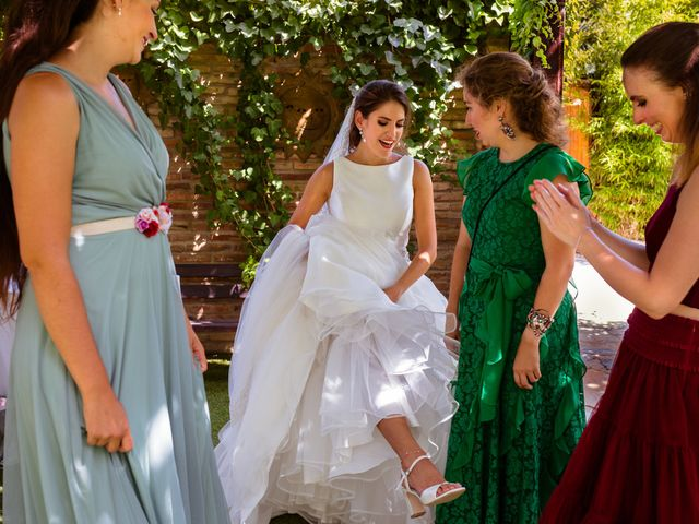 La boda de Alvaro y Silvia en Zaragoza, Zaragoza 46