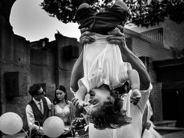 La boda de Alvaro y Silvia en Zaragoza, Zaragoza 47
