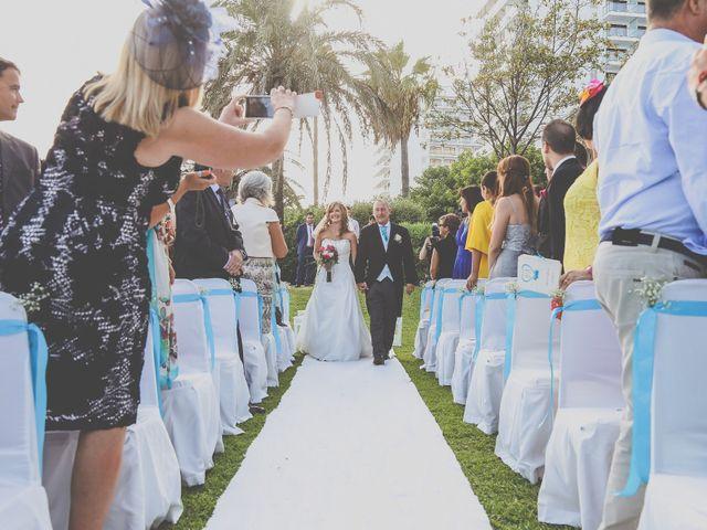 La boda de Joanne y Eduardo