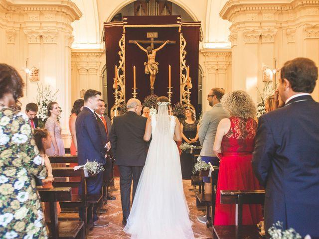 La boda de Benoit y Rocío en Sevilla, Sevilla 13