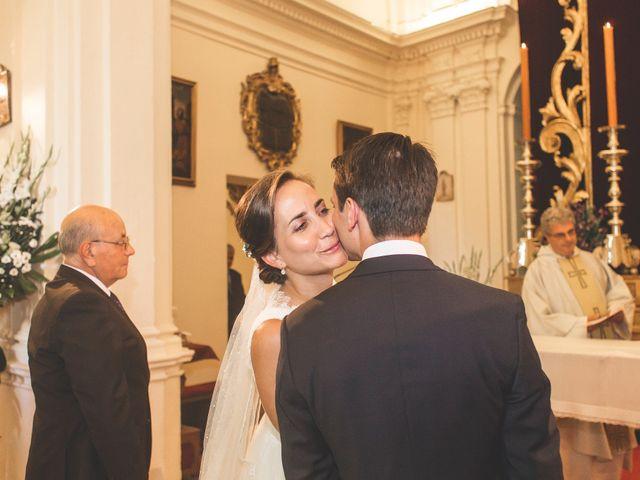 La boda de Benoit y Rocío en Sevilla, Sevilla 15