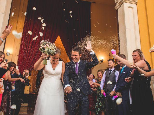 La boda de Rocío y Benoit