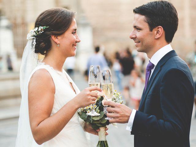 La boda de Benoit y Rocío en Sevilla, Sevilla 17