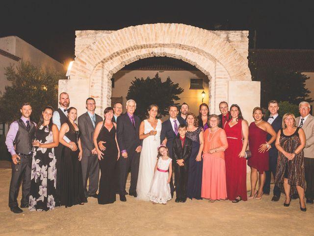 La boda de Benoit y Rocío en Sevilla, Sevilla 20