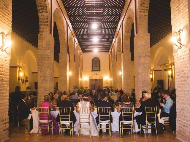 La boda de Benoit y Rocío en Sevilla, Sevilla 22