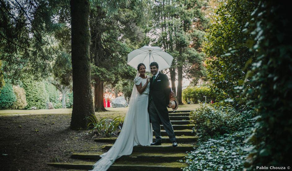 La boda de Luís y Laura en Santiago De Compostela, A Coruña